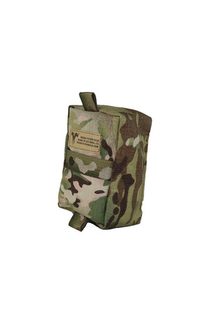 Tactical Rifle Rear Rest Shooting Bag Multicam Wilde Custom Gear