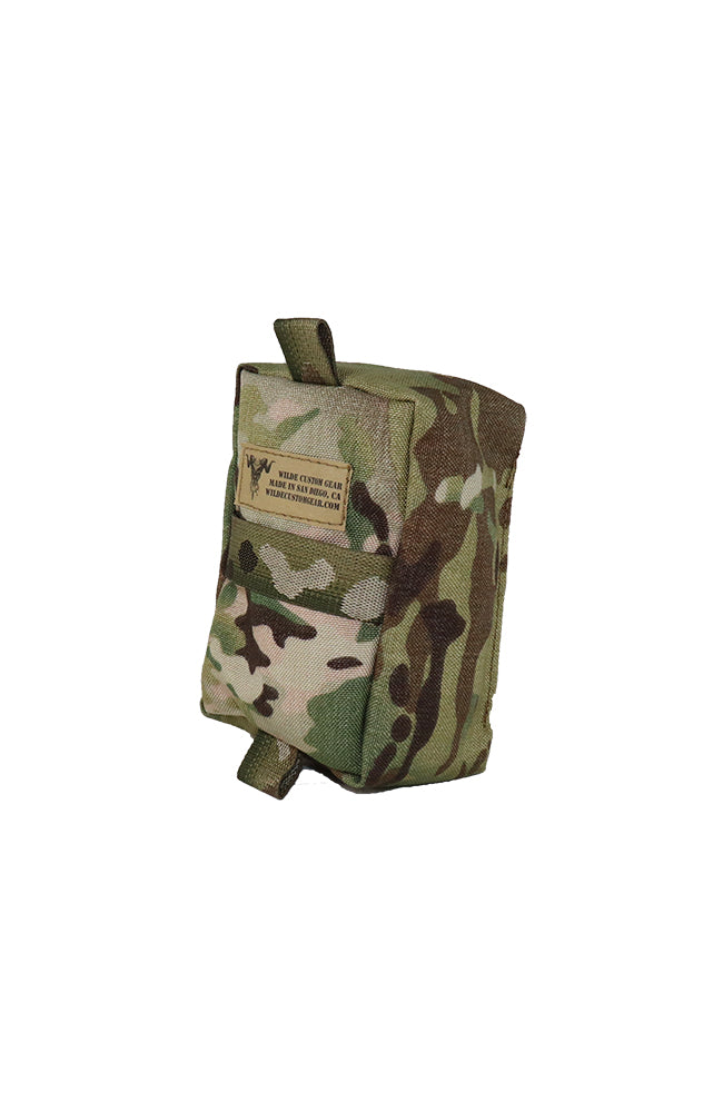 Tactical Rear Rest Shooting Bag ATACS AU Wilde Custom Gear
