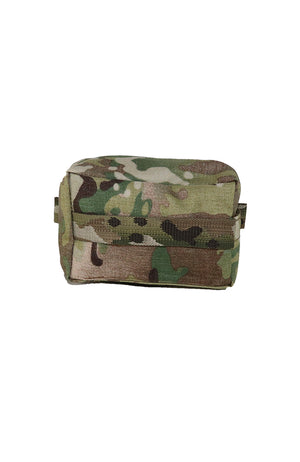 Tactical Rear Rifle Rest Shooting Bag Multicam Side Wilde Custom Gear