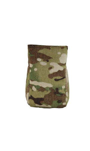 Wedge Tapered Rear Rest Shooting Bag