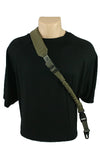 Padded Single Point Rifle Sling Ranger Green - Wilde Custom Gear
