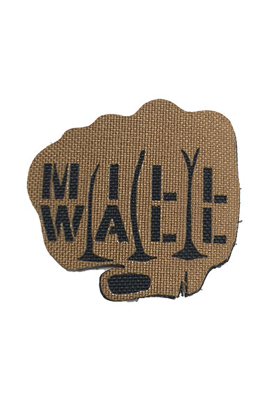 Millwall Fist Morale Patch.JPG