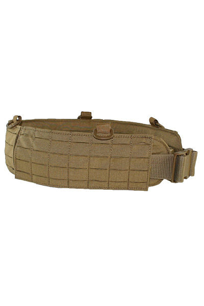 Laser Cut MOLLE Padded Battle Belt Side - Wilde Custom Gear