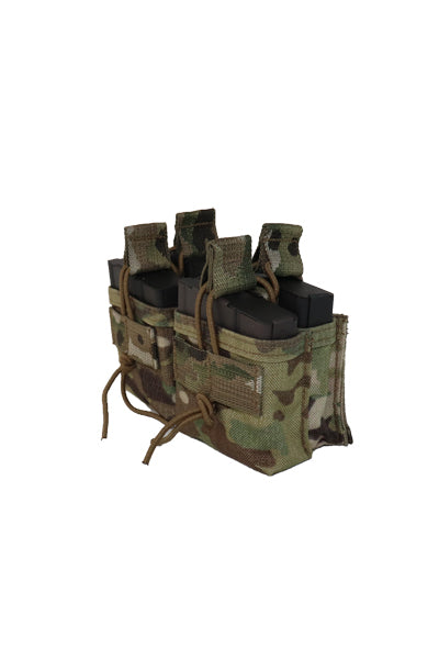 AR10 308 M1A Magazine Pouch Doube Multicam BlackSide.jpg