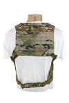 Laser Cut MOLLE Chest Rig Bib System Multicam Back.jpg