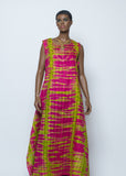 Voil Patapata Long Dress