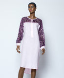 Brasso Linen Dress