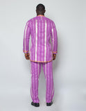 Fashionable Joromi Kaftan Purple