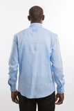 Linen long sleeve shirt