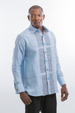 Threaded Hand-work Shirt