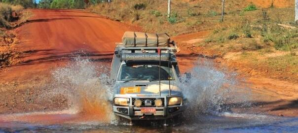 Best 4WD Adventure Tracks in Australia | Bags To Go
