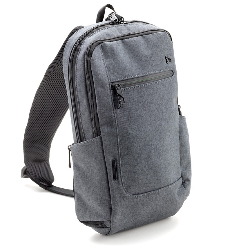 3e1aa5d6aef7 Travelon - Urban Anti-Theft/RFID Safe Sling Backpack - Slate