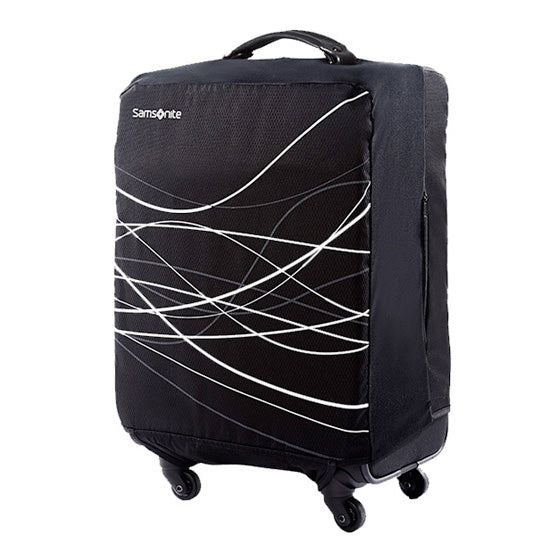 really cheap shop for authentic superior performance Samsonite - Small Foldable Luggage Cover - Black
