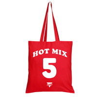 Hot Mix 5 Tote Bag