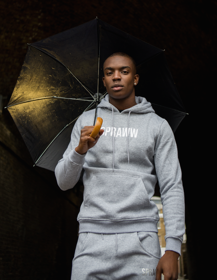 SPRAWW ORIGINAL TRACKSUIT (GREY)