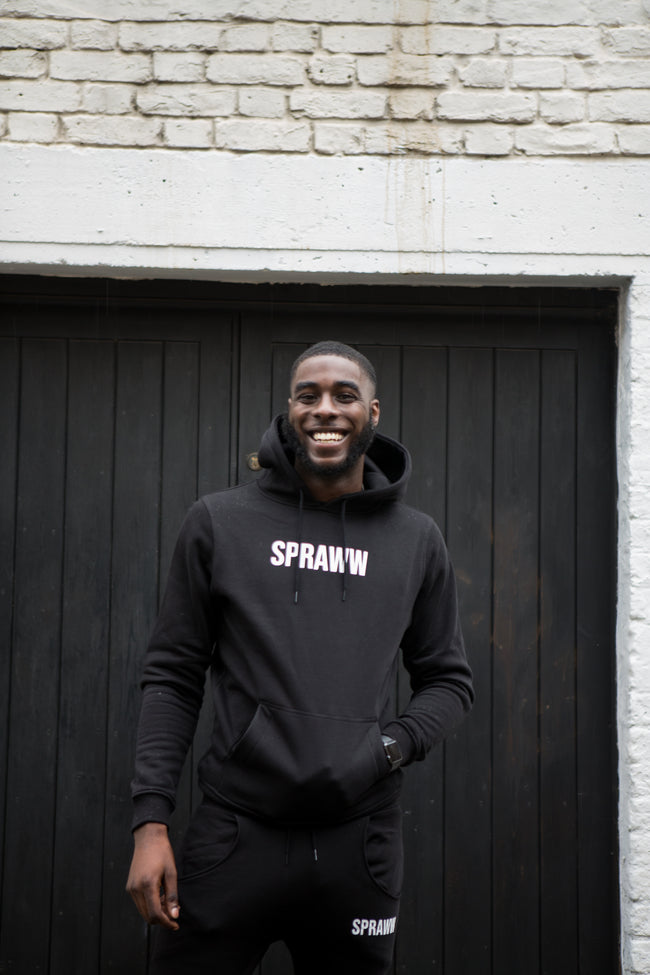 SPRAWW ORIGINAL TRACKSUIT (BLACK)
