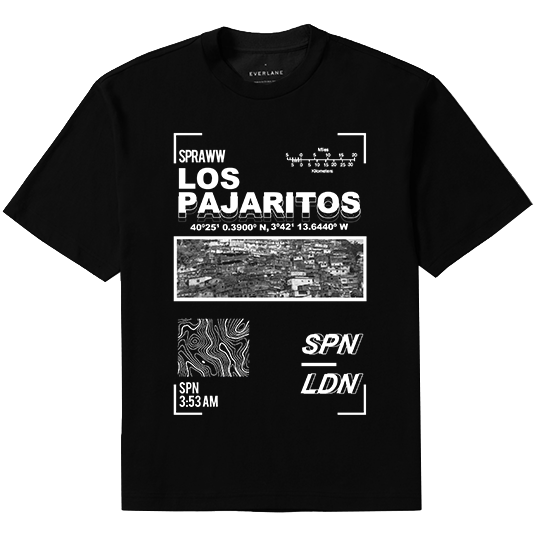 Spraww Los Pajaritos T-shirt