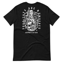 Load image into Gallery viewer, Your Days Are Numbered Short-Sleeve Unisex T-Shirt