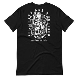 Your Days Are Numbered Short-Sleeve Unisex T-Shirt