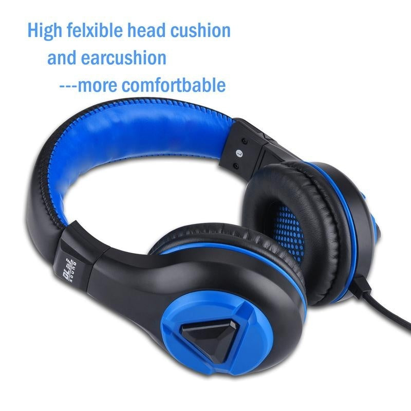 New Private Tooling Gaming Headphone for PC XBox One, PS4, Ipad, IPhone,  Smartphone and Computer