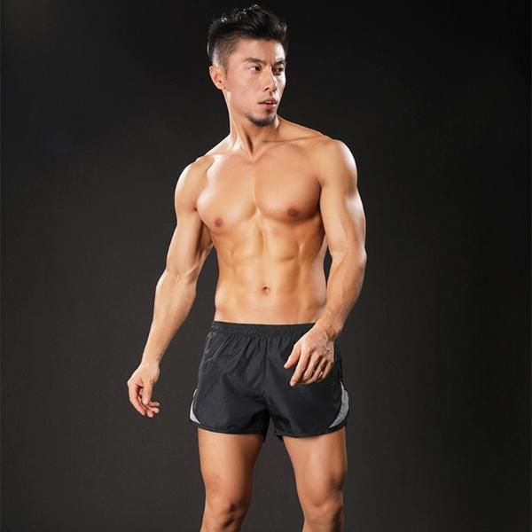 Running shorts in short length