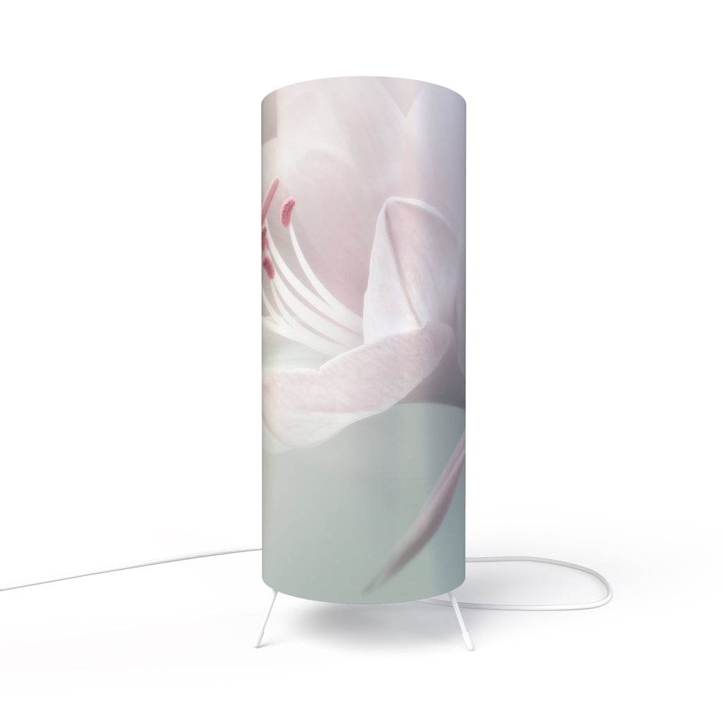Modern Lamp designed by Fotbee with image of orchid