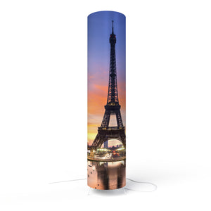 Modern Photo Table Lamp designed by Fotbee with image of Eifel Tower, Paris