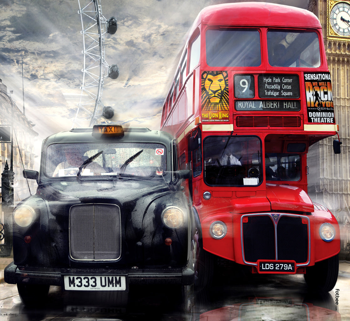 London Taxi & Bus