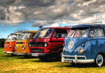 picture of Volkswagen by Steve Moss