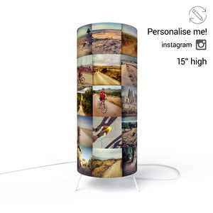 Instagram Personalised Table Lamp