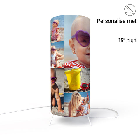 Personalised Table Lamp