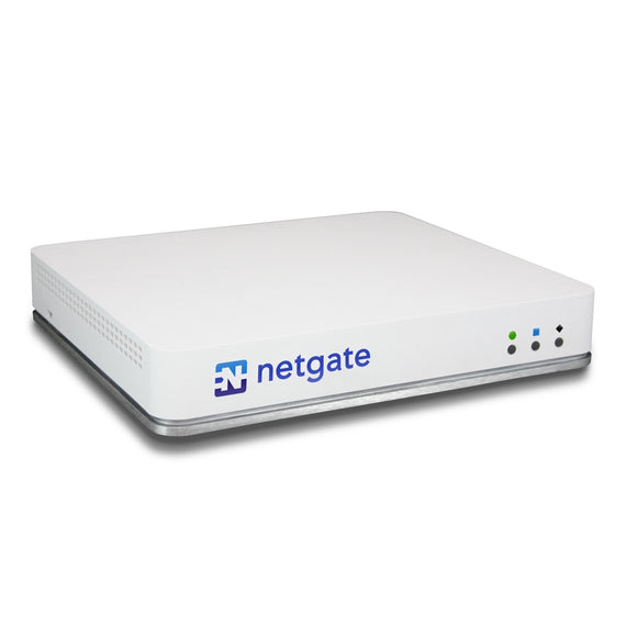 NETGATE® SG-3100 SECURITY APPLIANCE WITH PFSENSE SOFTWARE