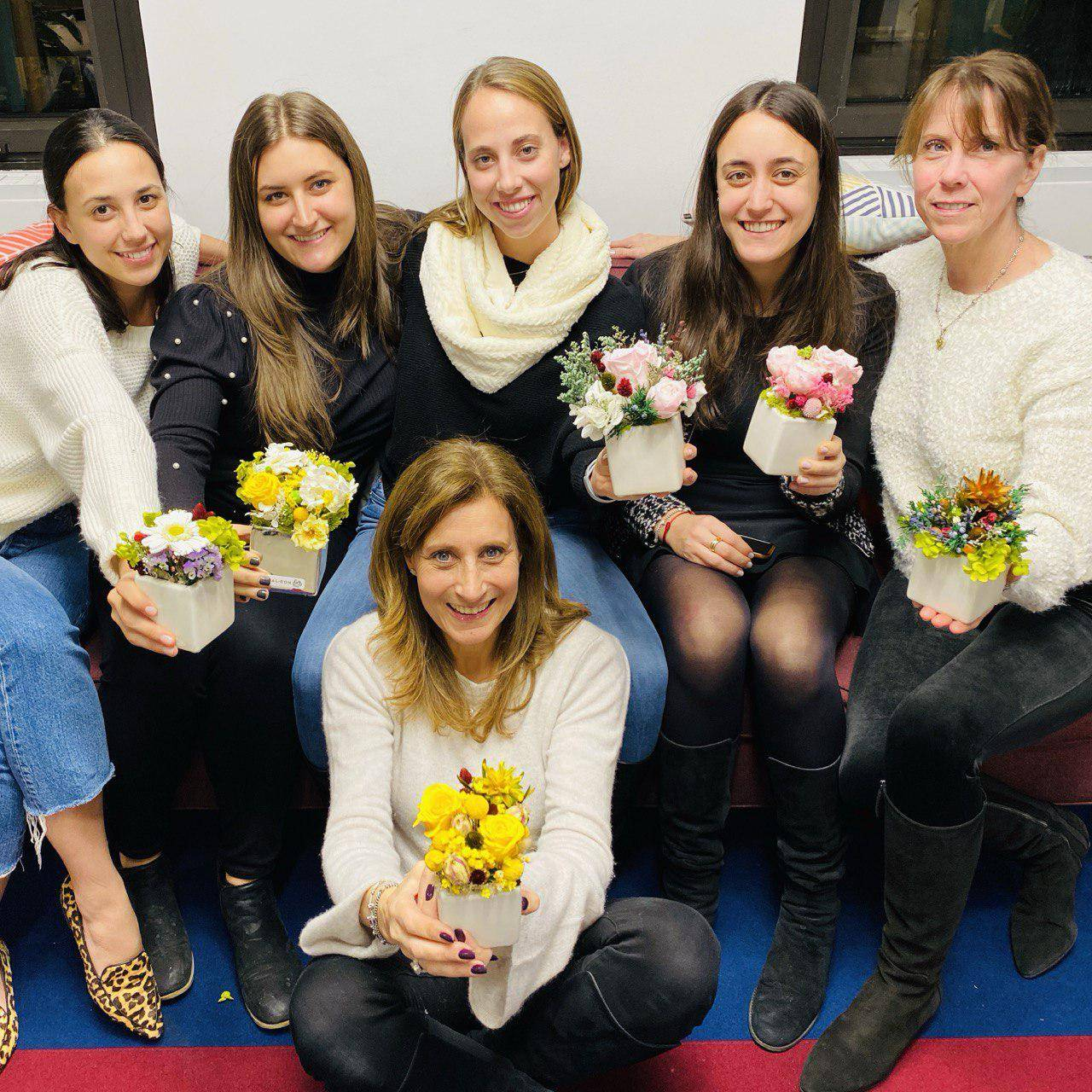 2021.2.19 PwC Virtual Flower Arranging Workshop