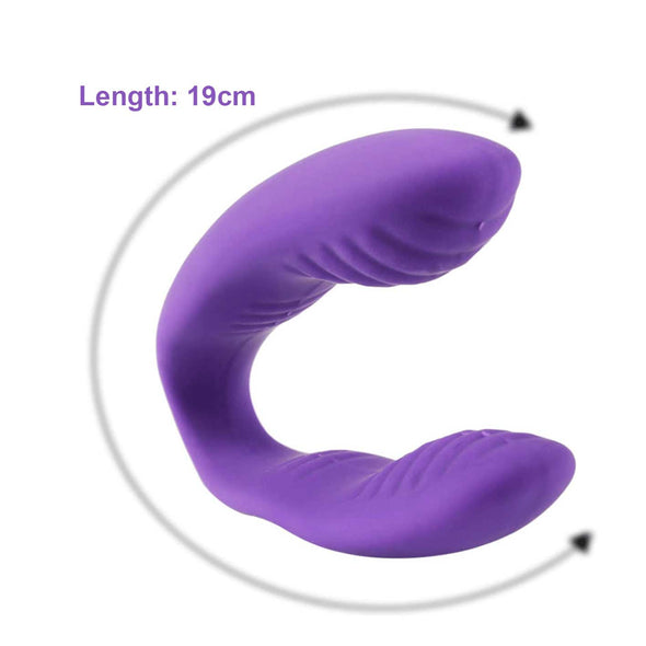 AMAZING Clitoral and G-Spot Vibrator for Couples and Solo Play - Room Privée™