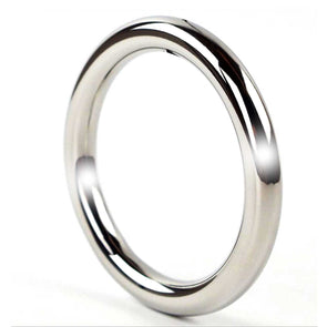 Classic Stainless-Steel Cock Ring Set - Room Privée™