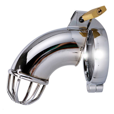 Metal Male Chastity Cage - ROOM PRIVÉE - Room Privée™