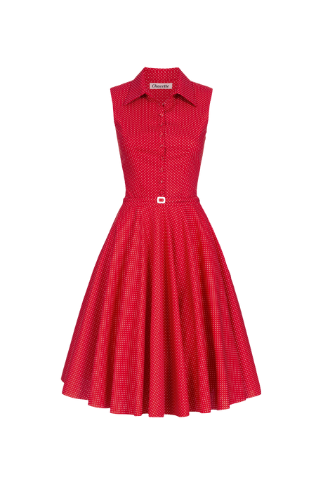 red-dots-vintage-swing-dress