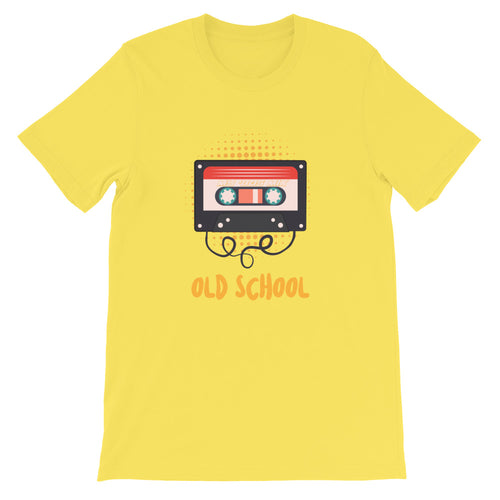 Old School Cassette Tape T-Shirt