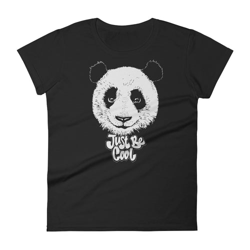 Panda Just Be Cool T-Shirt