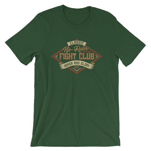 No Rules Fight Club T-Shirt