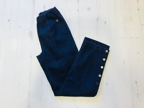 LauRie Denim 7/8th Trousers