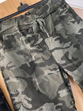 Camo Curvy Magic Trousers