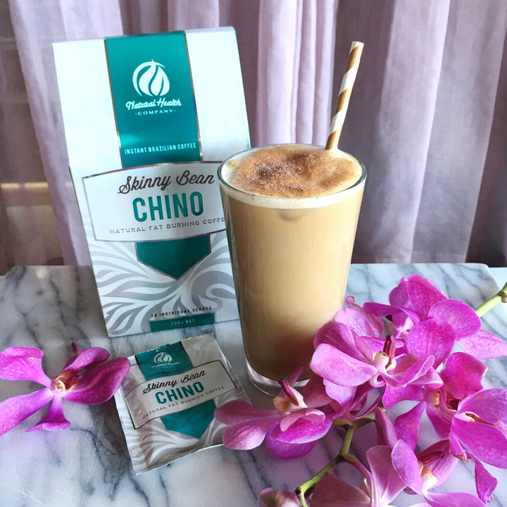 Iced Skinny Chino Coffee recipe