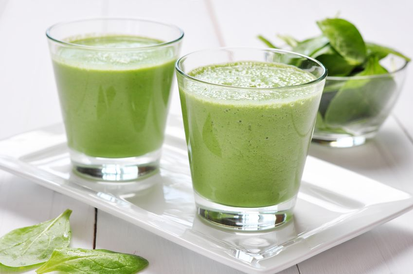 A Protein smoothie a day keeps the doctor away