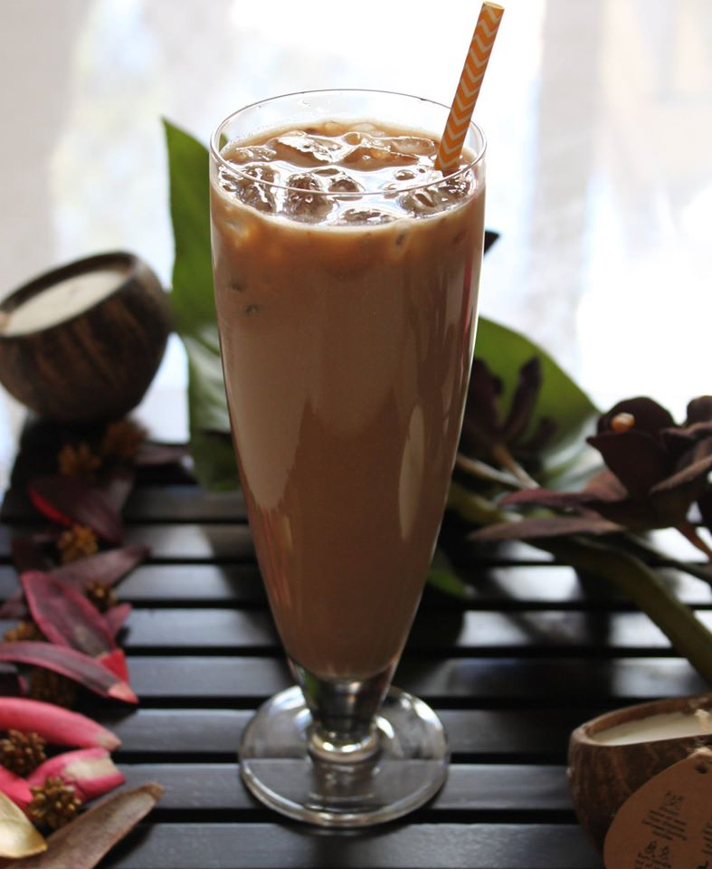Fat Burning Iced Protein Coffee recipe