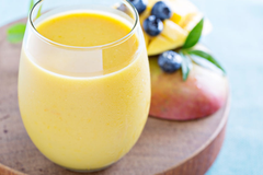 Mango Metabolism Boosting Magic Protein Smoothie