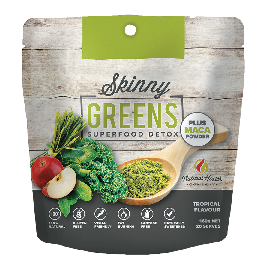 Superfood powder greens