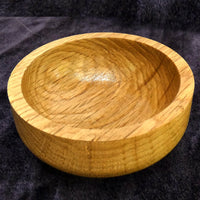 Small White Oak Bowl