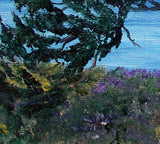 Sea Coast at Half Moon Bay Original Painting - SOLD