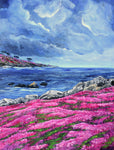 Seals at Pacific Grove Original Painting Laura Milnor Iverson Official Site